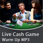 Live Cash Game Warm Up MP3