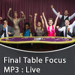 Live MTT Final Table Focus