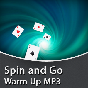 Spin and Go Warm Up MP3