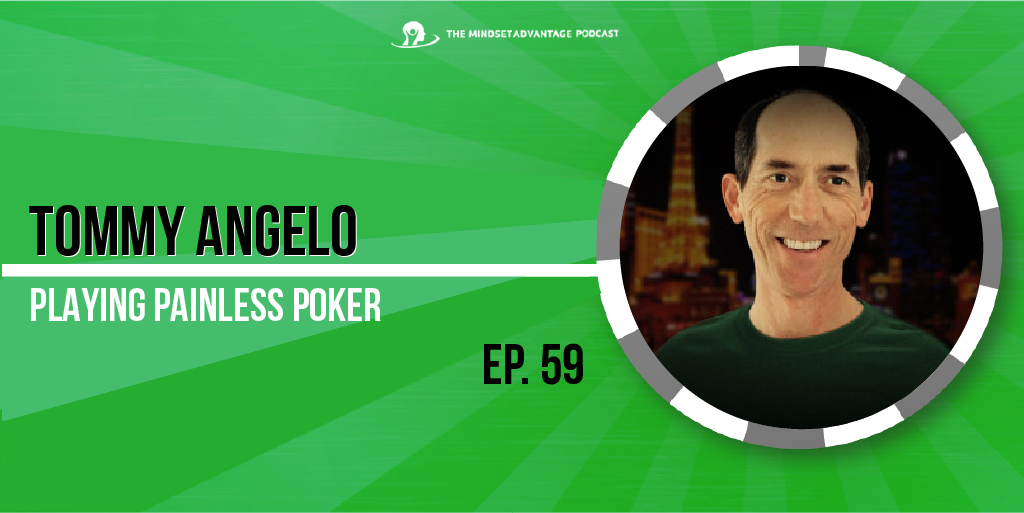 Tommy Angelo - Painless Poker